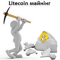 Litecoin майнінг - портал Guland